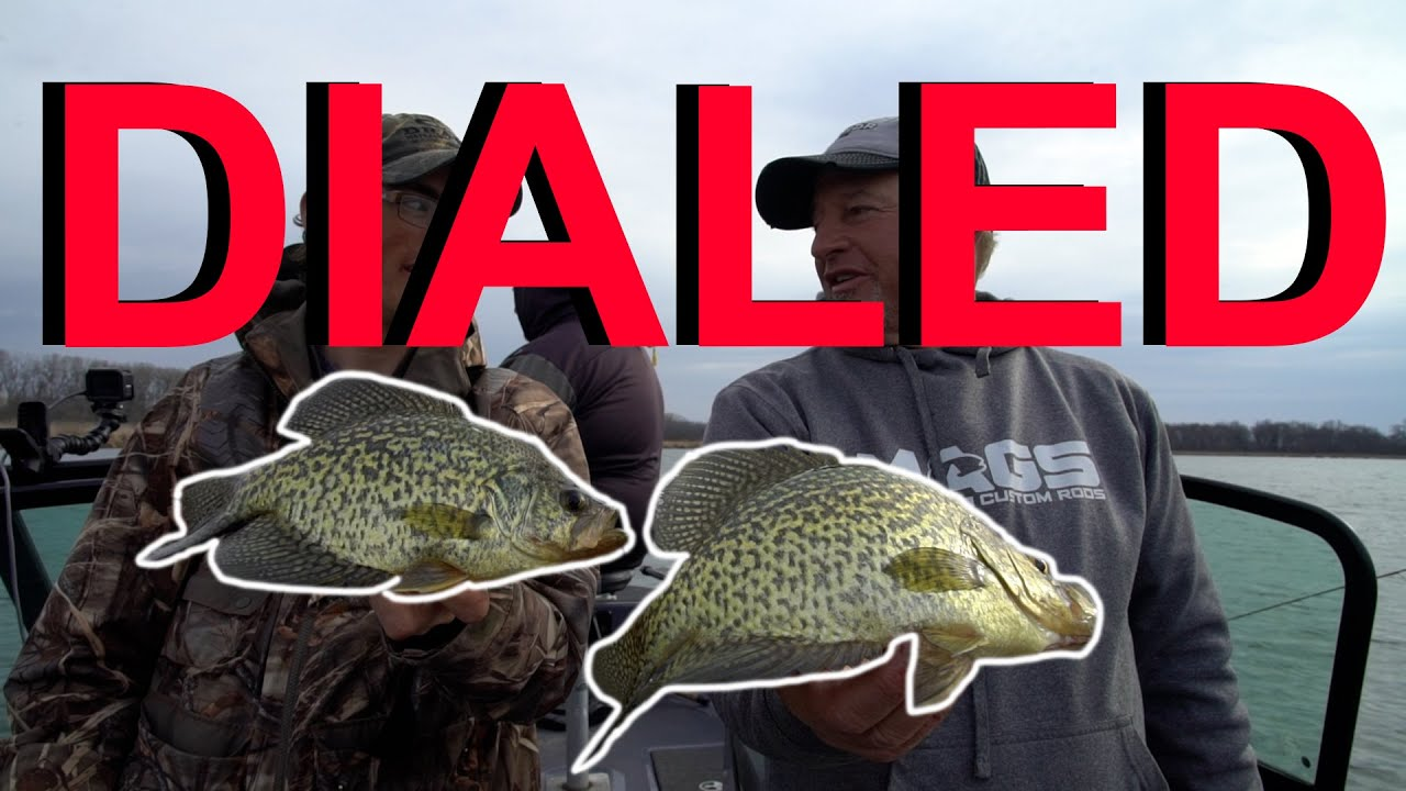 Early Spring Crappie Fishing (How/Where to Locate)