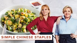 How to Make Chinese Dishes Like Three-Cup Chicken and Smashed Cucumbers