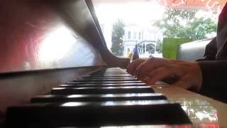 Claw Hammer - Wonderful Crazy Night (Elton John) live piano cover by Manny Sousa