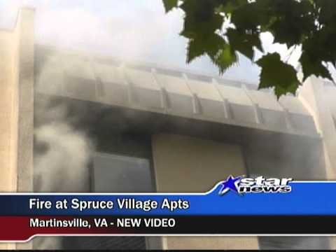 Spruce village apts