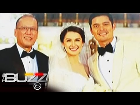 Wedding of Dingdong, Marian attended by famous personalities - 동영상
