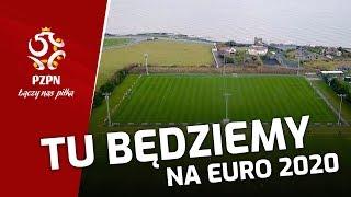 Oto IMPONUJĄCA BAZA POLAKÓW w Irlandii na EURO 2020