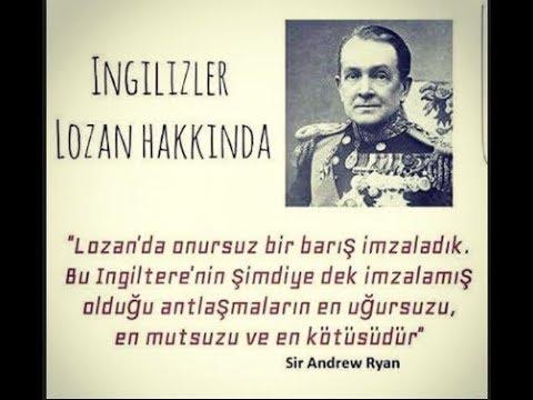 Lozan Antlaşması madde 59 ve madde 129/Osmanlı'dan 64 devlet çıktı ...