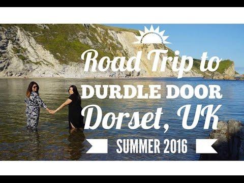 Road Trip With Friends | Vlog | Travel | Durdle Door | Dorset, UK