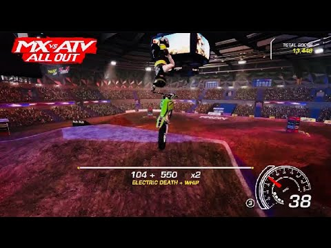 mx vs atv all out gameplay freestyle youtube. Black Bedroom Furniture Sets. Home Design Ideas