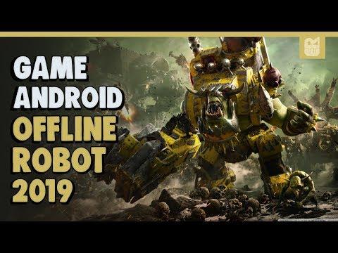 7 Game Android Offline Robot Terbaik 2019