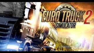 Euro Truck Simulator : Livraison de dynamite pour Cardiff (ANG to ANG)