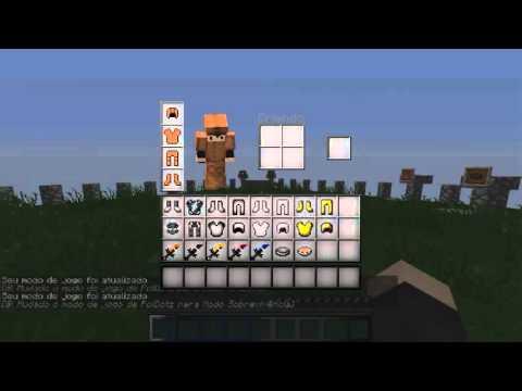 Minecraft Texture Pack Zoom YouTube - Skin para minecraft do zoom