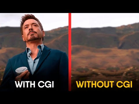 Best CGI Effects That You Never Noticed in Marvel movies. VFX magic is real!