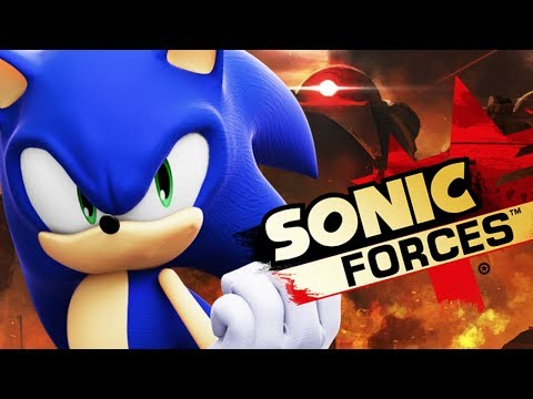 SONIC FORCES : A Primeira Meia Hora