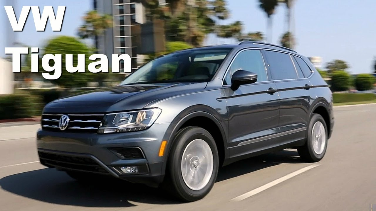 2018 Volkswagen Tiguan   Review And Road Test