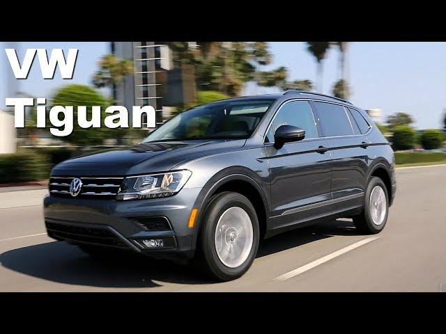 2018 Volkswagen Tiguan - Review and Road Test