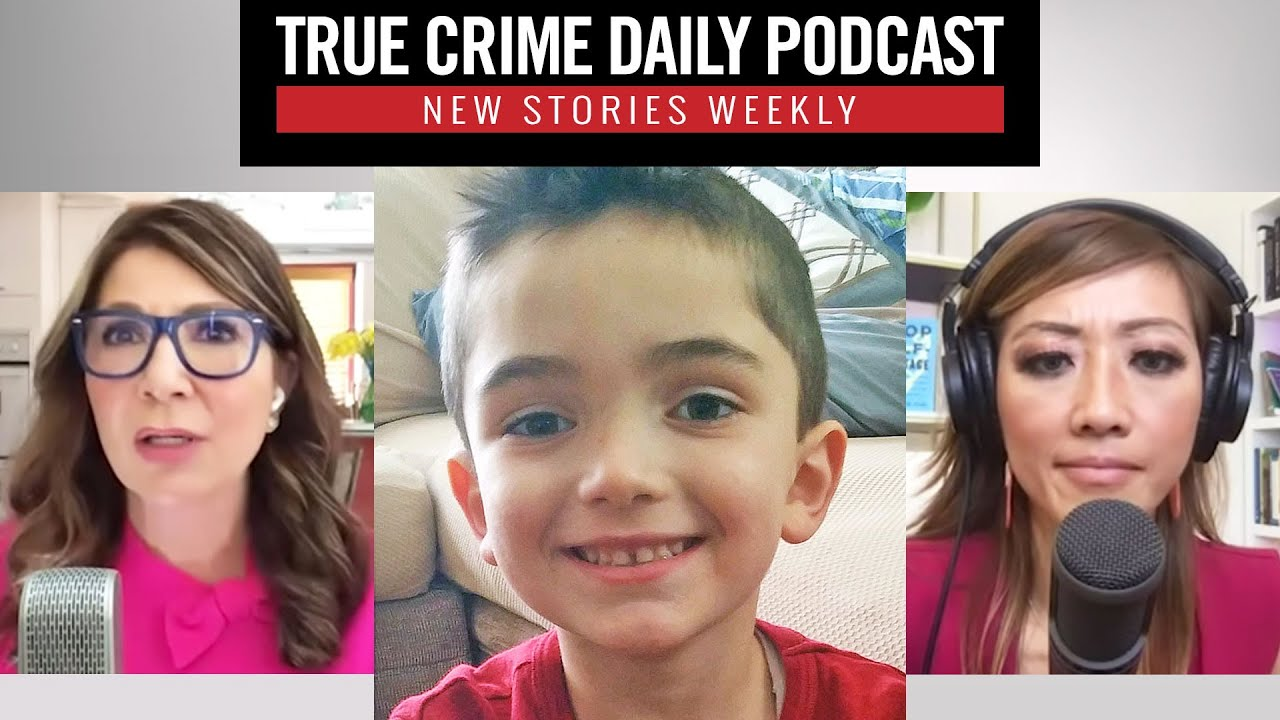 UPDATE: New details in garage death of 8-year-old autistic boy - TCDPOD Clip