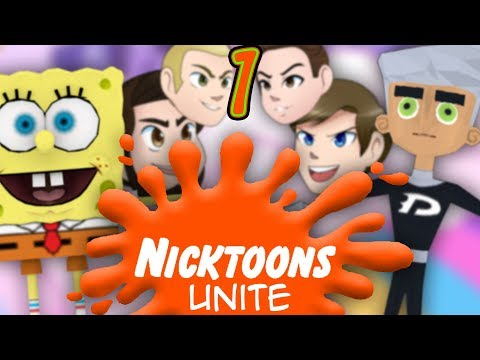 Nicktoons Unite: The Gang's All Here - EPISODE 1 - Friends Without Benefits