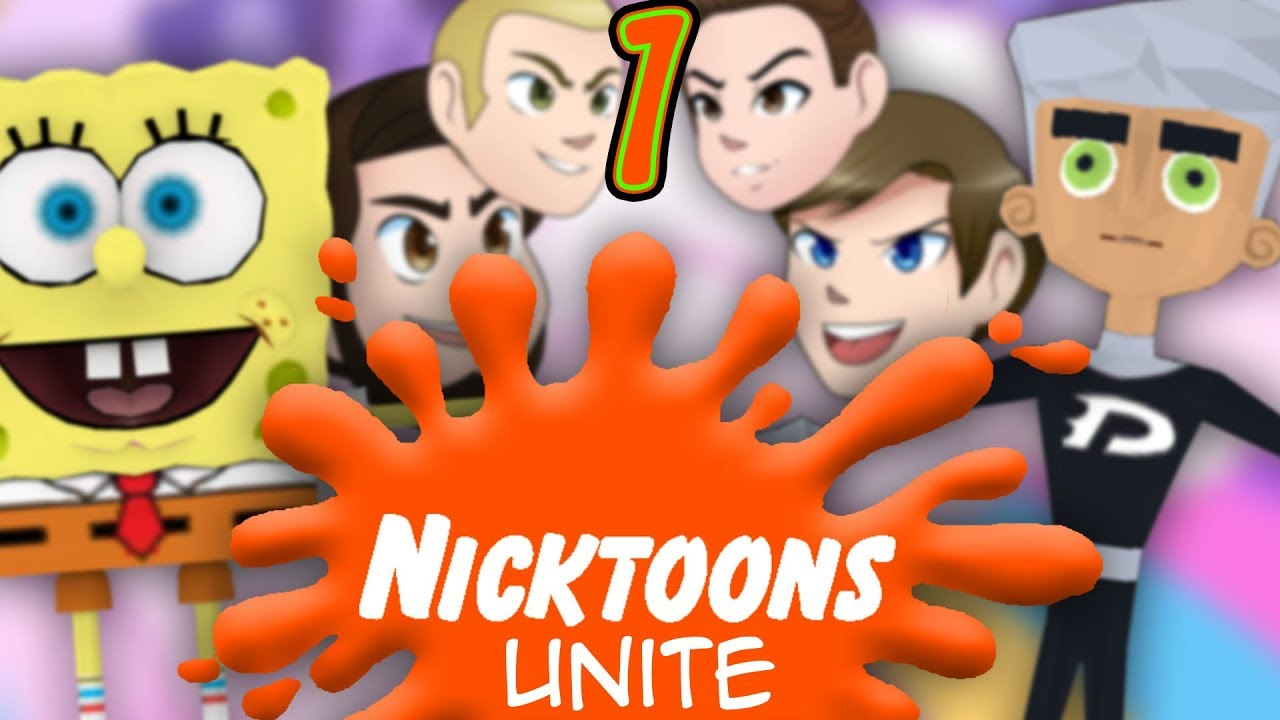 Download Nicktoons Unite: The Gang's All Here - EPISODE 1 - Friends Without Benefits