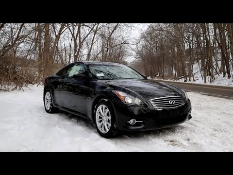 2015 Infiniti Q60 Coupe Review 330 Hp Youtube