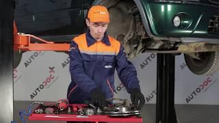 Jak wymienić przednie tarcze hamulcowe i klocki hamulcowe w HONDA CR-V 1 TUTORIAL | AUTODOC