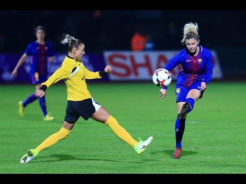 Gintra Universitetas Vs Barcelona Femeni Round Of 16 1st Leg UEFA Womens Champions League