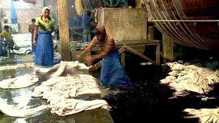 Leder aus Bangladesch - auf Kosten von Mensch und Umwelt