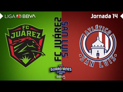 Juarez San Luis Goals And Highlights