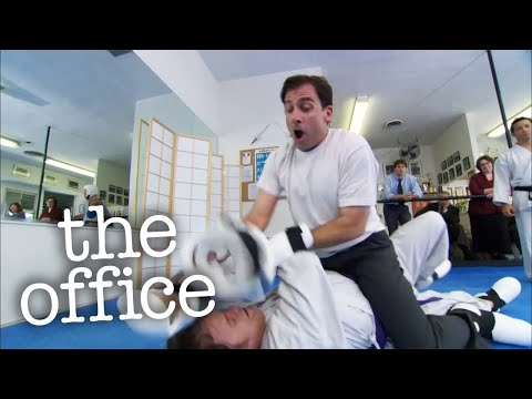 Michael Fights Dirty - The Office US
