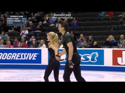 Alexa Scimeca/Chris Knierim US National Championships 2016 SP
