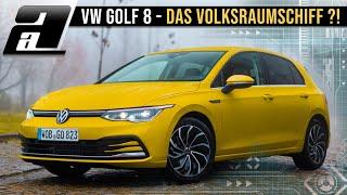 Der NEUE Golf 8 (150PS TSI, 6M) | Zu viel Tech und Touch?! | REVIEW/FAHRBERICHT