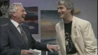 Dermot Morgan and Gay Byrne - Corporate Video