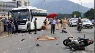 Sáng ngày 19/08 vụ tai nạn nghiêm trọng đã khiến 2 tài xế thiệt mạng tại chỗ.