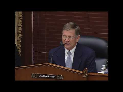 """Chairman Smith's Q&A on """"Department of Energy: Management and Priorities"""""""