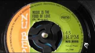 Derrick Morgan - Music Is The Food of Love (1968)