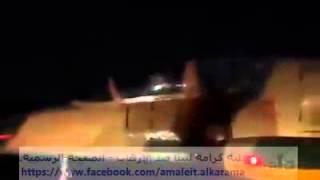 طائرة تابع للجيش الليبي تتاهب لضرب فجر ليبيا عند السدرة ديسمبر 17 فجرا