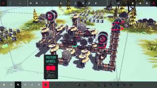 Technical's Guide To Besiege - Rule #2 - Complex Is Bestplex