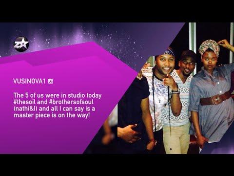 NEWS: Nathi & Vusi Nova Collaborate With The Soil