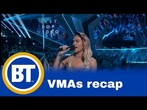 Recap of VMAs, Kendrick Lamar wins six awards!