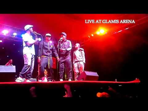 Bobo fyah vs Fireman (chigogodera) @ghetto vs ghetto cup clash live@Glamis Arena August 2016 zm