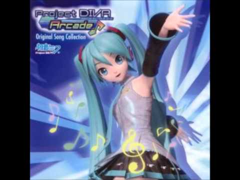 Hatsune Miku: Project DIVA Arcade - Magical Sound Shower (Plaleaf/Parts Shop Extract)