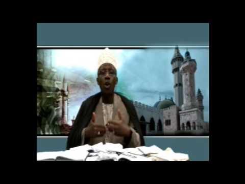 Kifo Cha BI Fatma A.s. Sheikh Abdulrazak Amir Juma