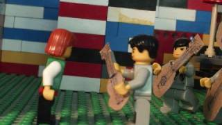 lego beatles Not a Second time