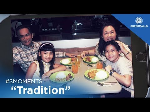 "SM Supermalls presents ""Tradition"""