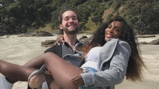 Meet Serena Williams' Fiance (and Baby Daddy!) Alexis Ohanian