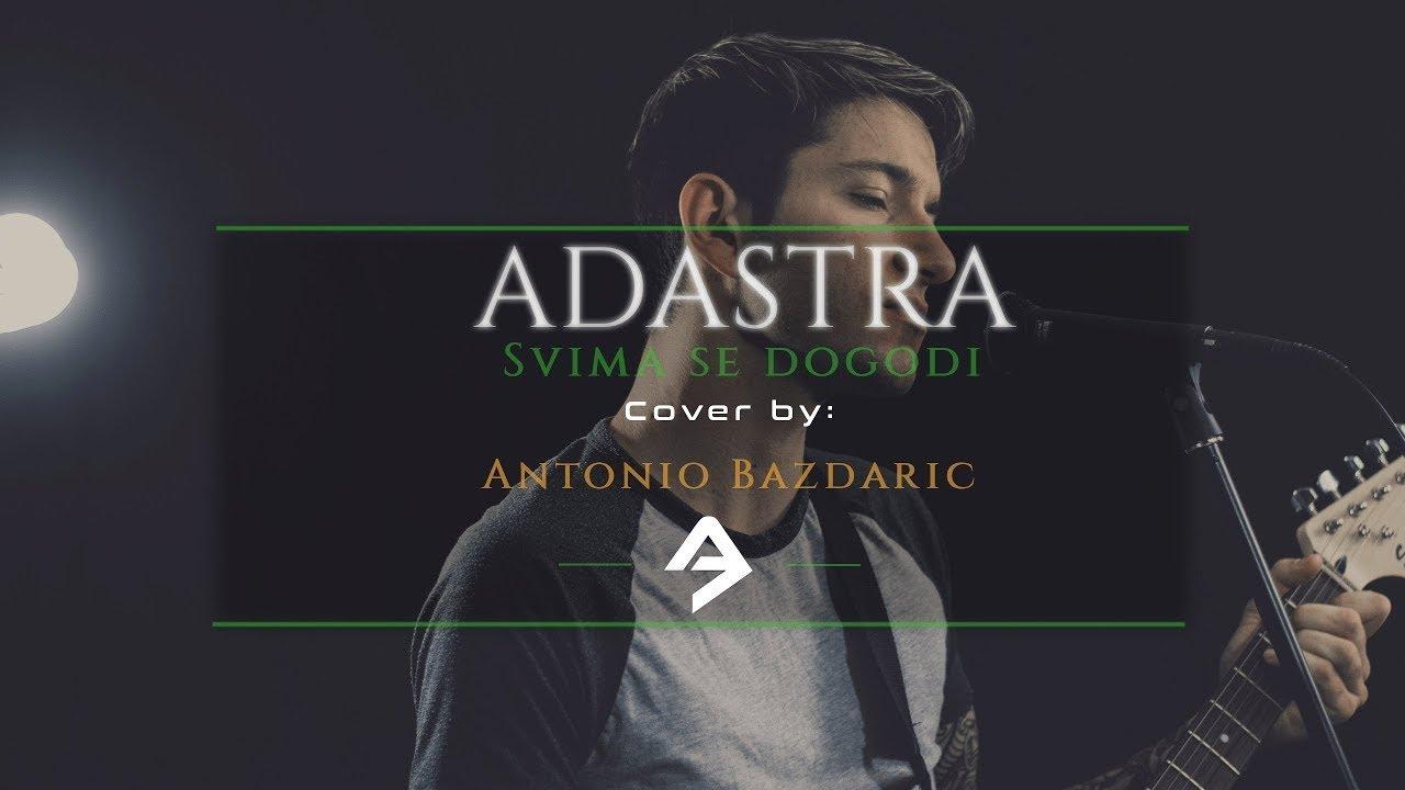 Adastra - Svima se dogodi Cover (Antonio Bazdaric)