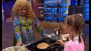 Jakie śniadanie lubi Magda Gessler? Na słodko czy na słono? [MasterChef Junior]