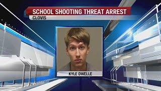 Buchanan High student arrested for school threat