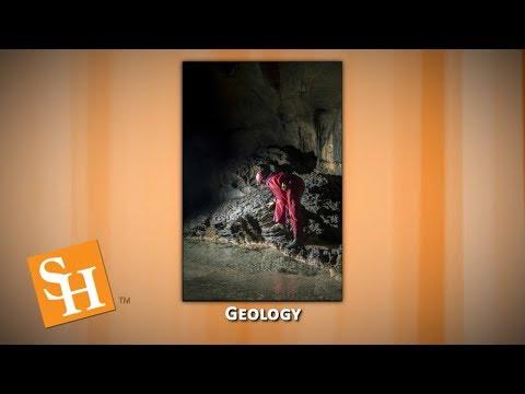 Geology Degree at SHSU