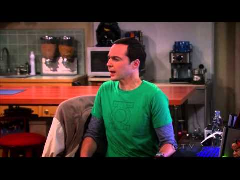 The Big Bang Theory - I didn't do anything