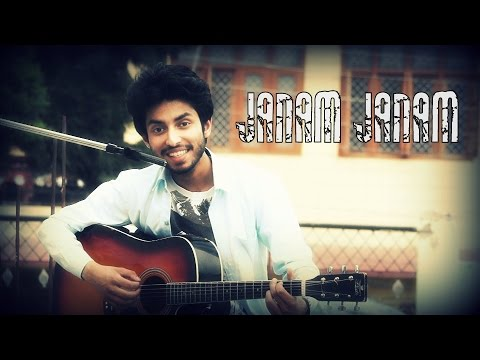 ATIF ASLAM | JANAM JANAM | DEDICATED TO MOM GUITAR COVER BY AMAAN SHAH