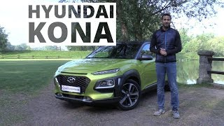 Hyundai Kona 1.6 T-GDI 177 KM, 2018 - test AutoCentrum.pl