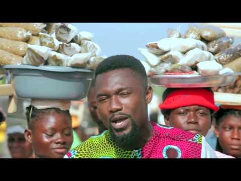 Dzemkple prepared in Sogakope, Volta region (Onga Food Tour:4- 1)