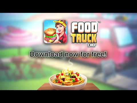 Food Truck Chef™: Addictive Cooking Game